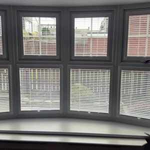 Perfect fit blinds example 1