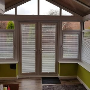 Perfect fit blinds example 2