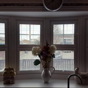Perfect fit blinds example 3