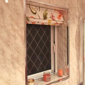 Roman Blinds Example 4
